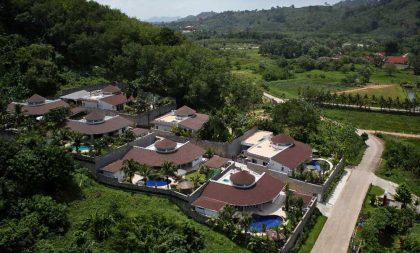 About Bismarcks Luxury Villa Estate Phuket