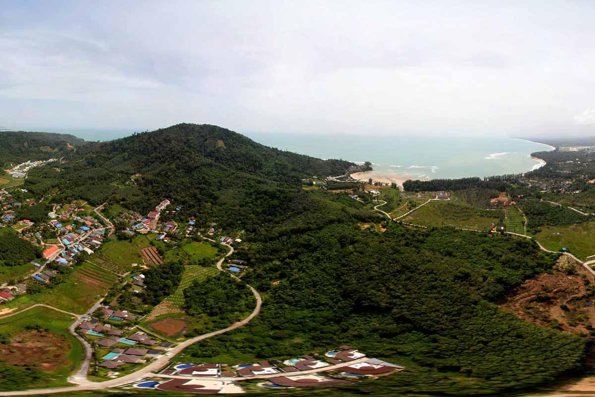 Panoramic Aerial View