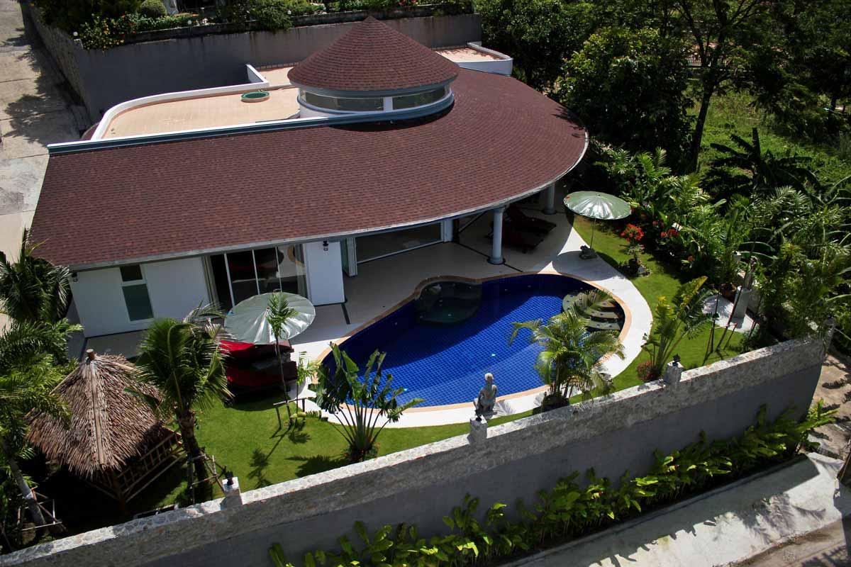 Aerial View Phuket