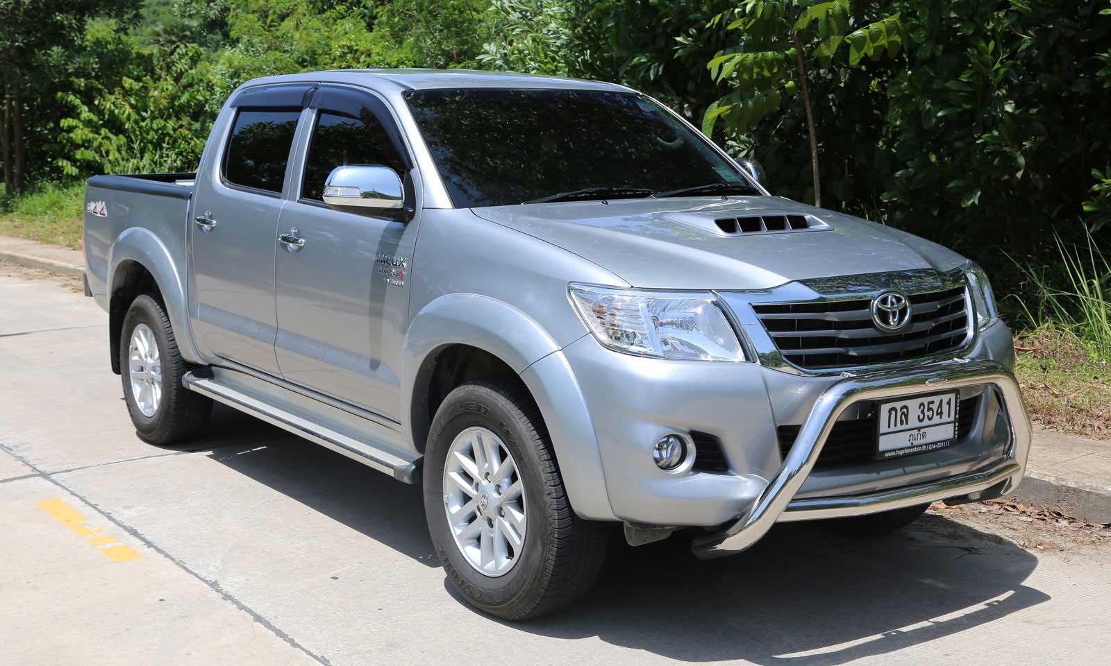 Phuket Car Rent Review
