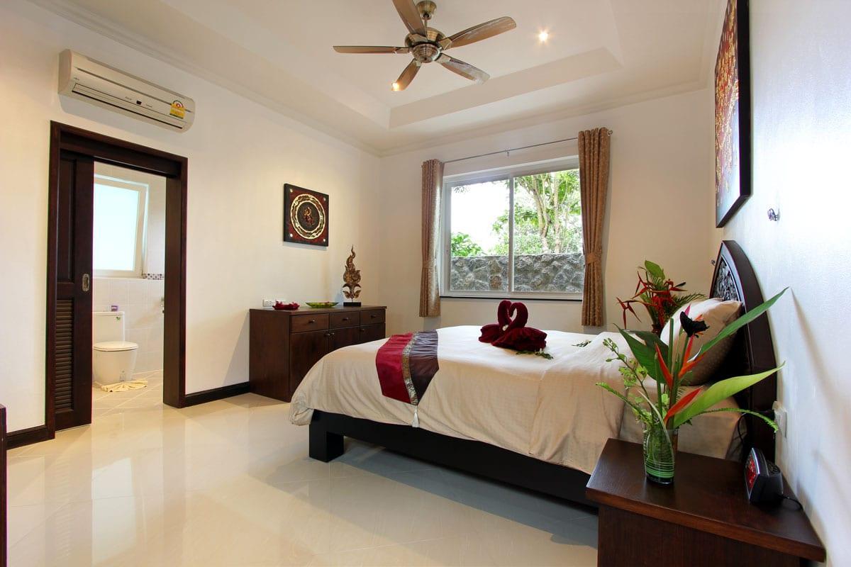 Villa Eden Bedroom 4