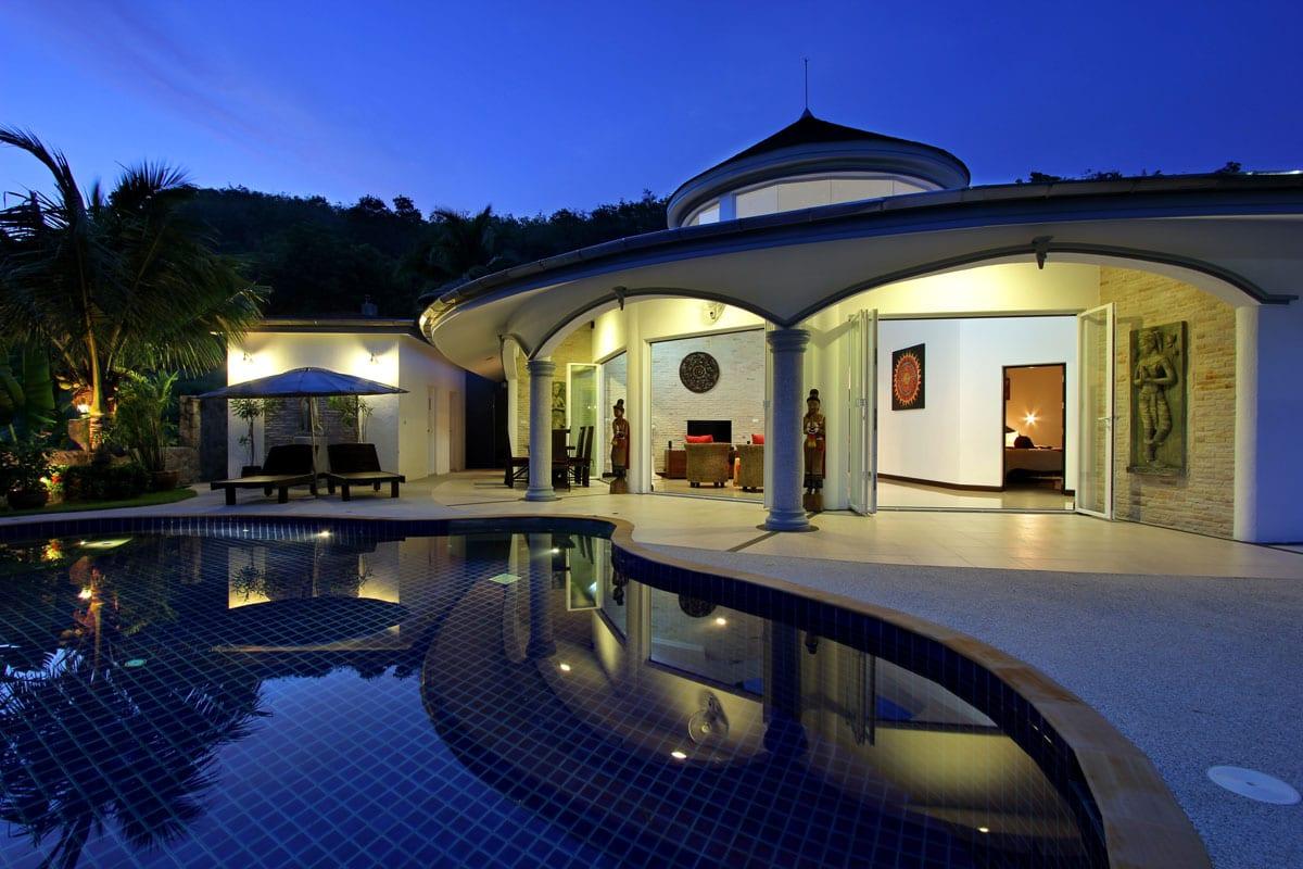Private Pool Villa Lotus