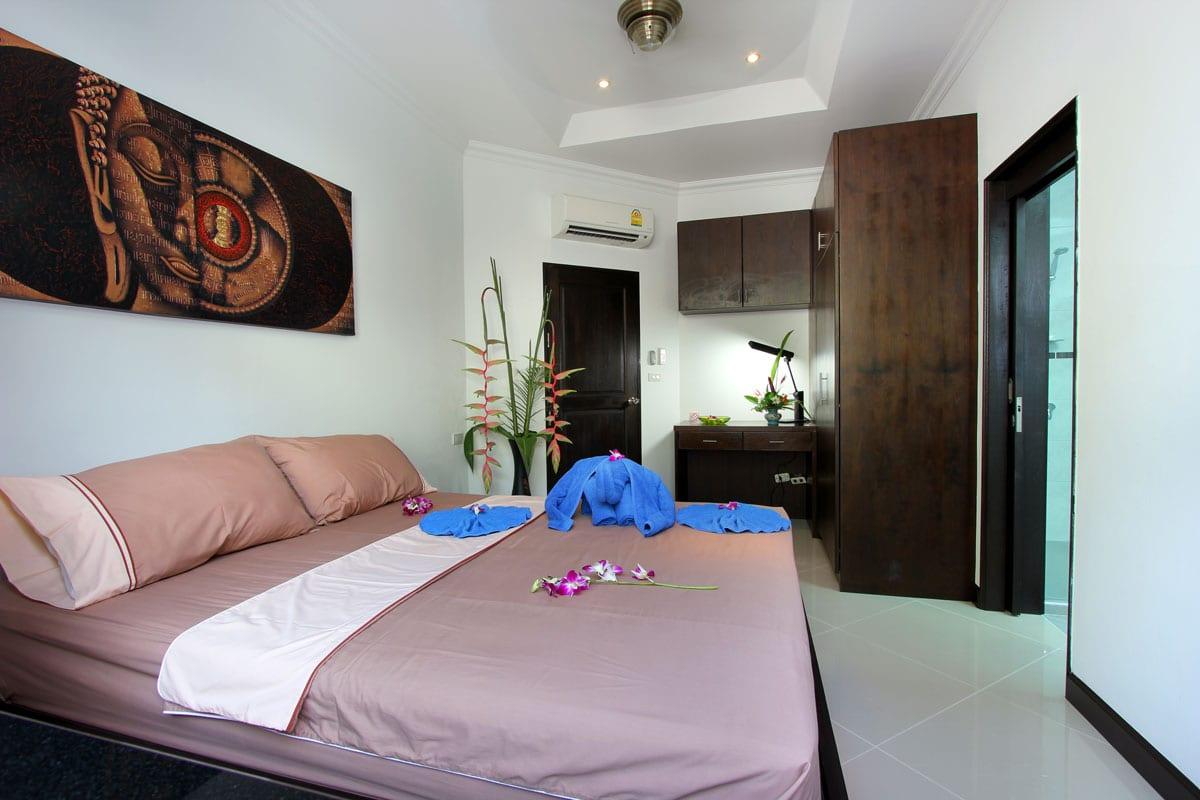 Villa Orchid bedroom 3