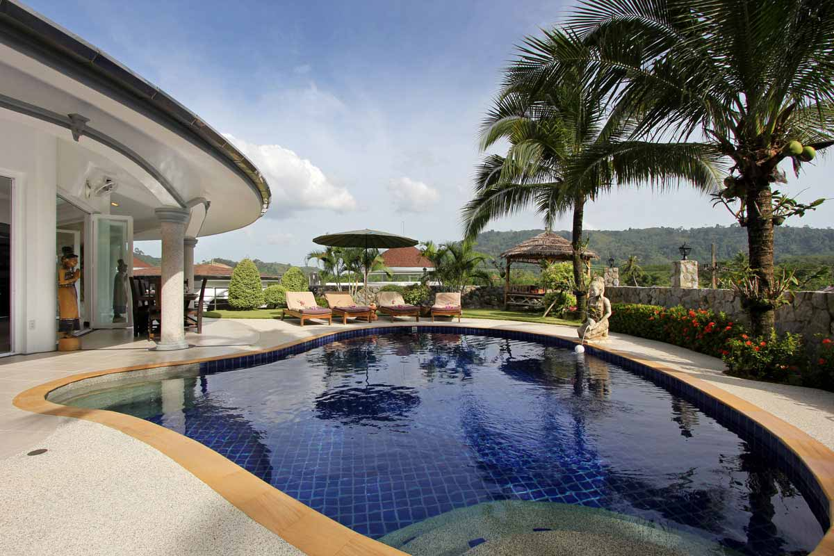 Private Pool Villa Orchid Phuket