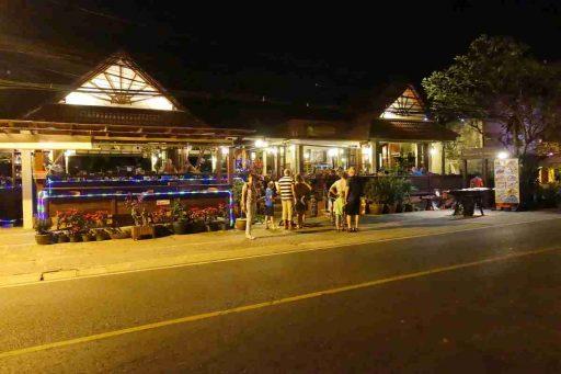 Wiwans Restaurant, Nai Thon, Phuket, Thailand