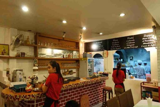 Macarona, Restaurant, Nai Thon, Phuket, Thailand