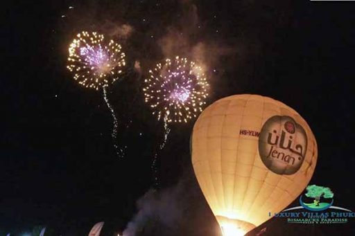 Phuket Balloon Music Festival