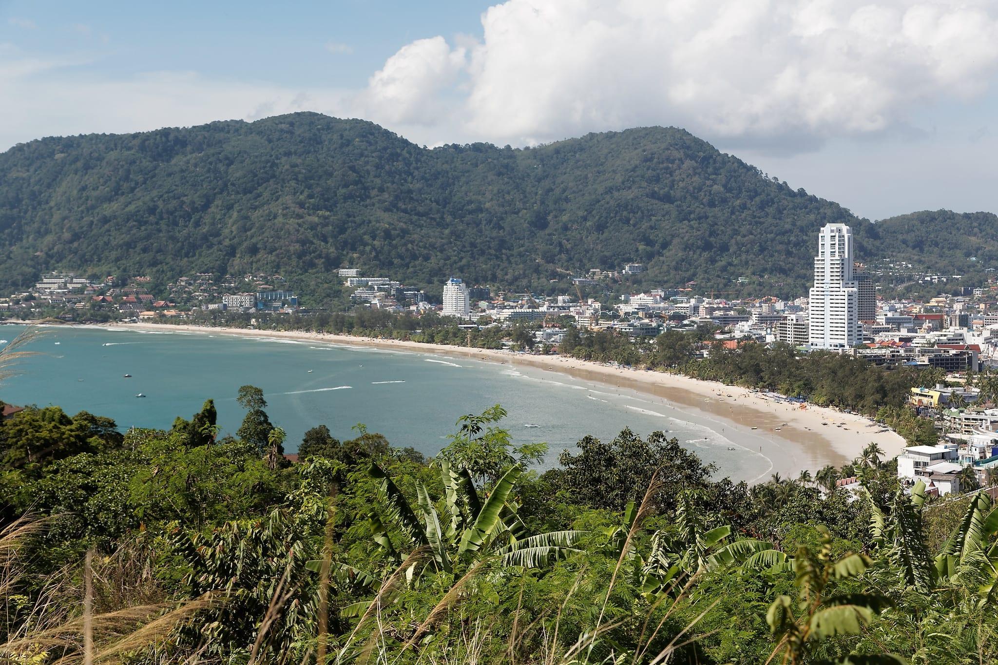 Patong Beach Phuket Phuket Beaches Luxury Villas