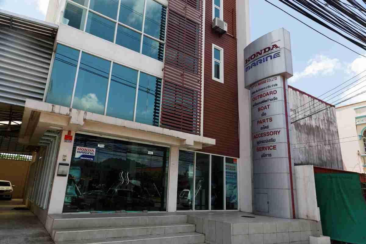 Honda Marine Phuket