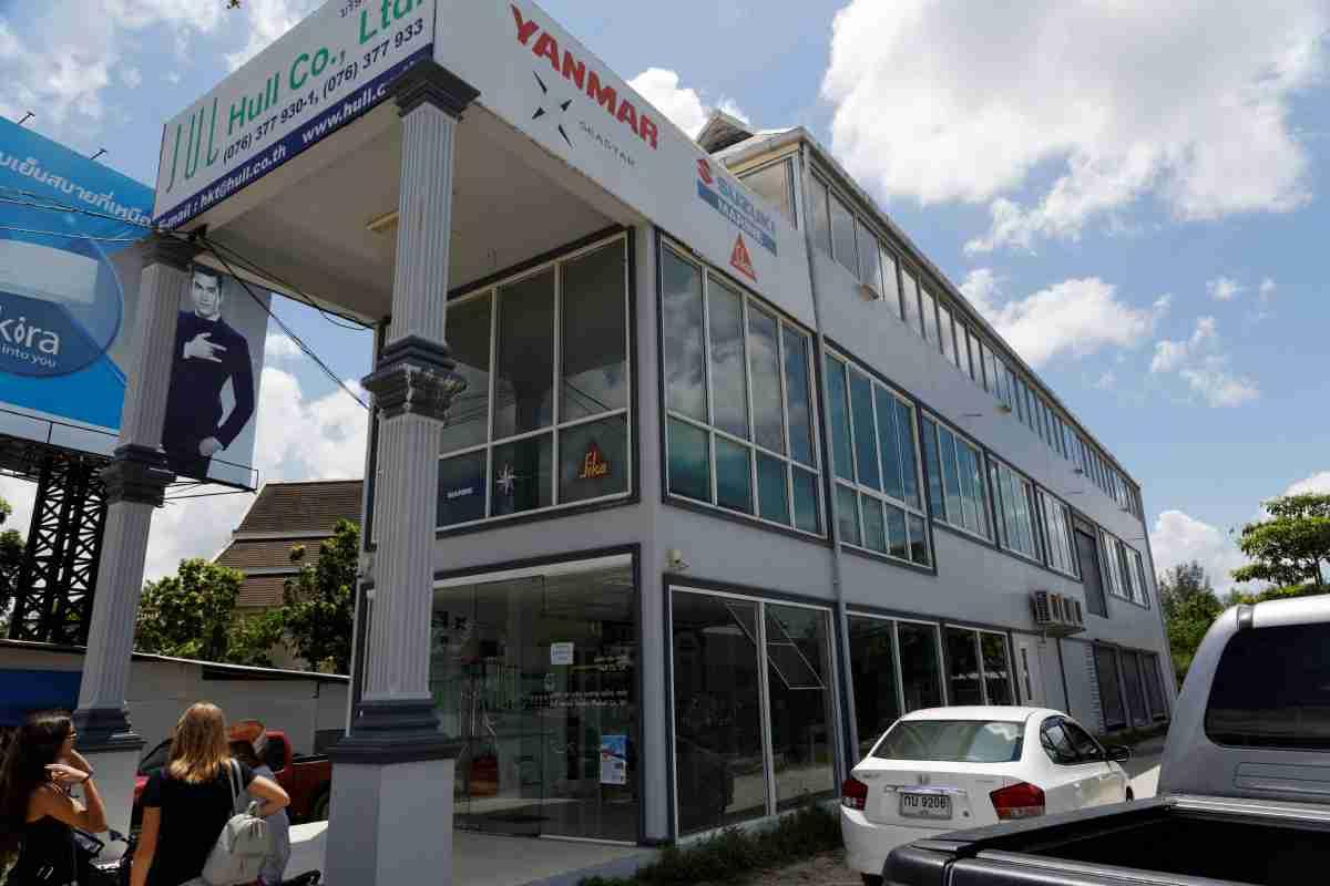 Hull LTD Phuket