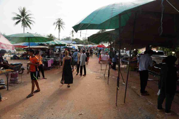 muslim market Nai Yang