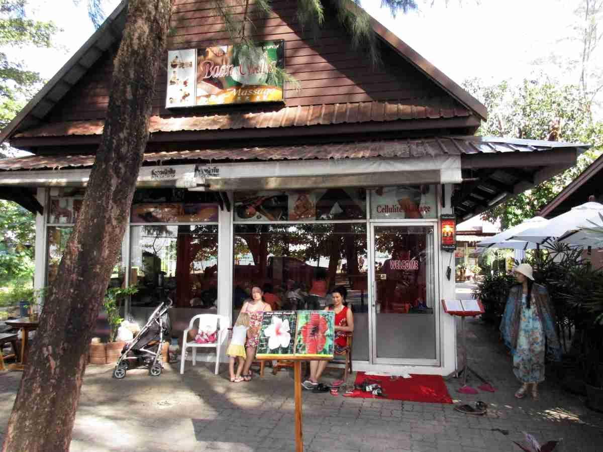 Baan Chaba 2, massage, Nai Yang, Phuket, Thailand