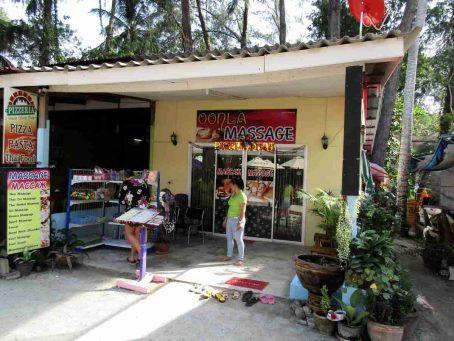 Oonla, massage, Nai Yang, Phuket, Thailand