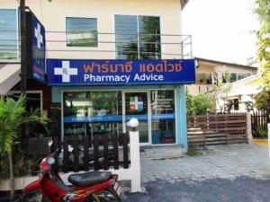 Nai Yang Pharmacie Advice