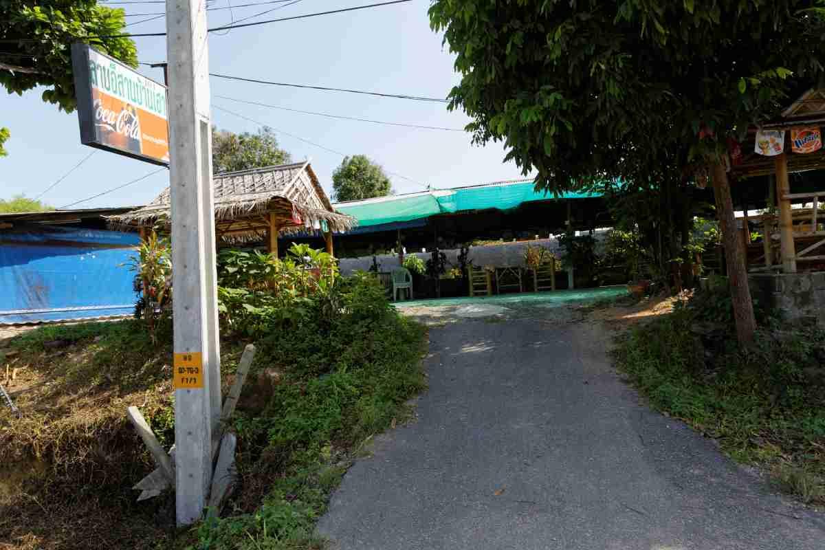 One-O-One Restaurant, Nai Yang, Phuket, Thailand