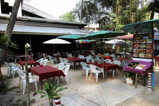 savoey seafood, restaurant, Nai Yang, Phuket, Thailand