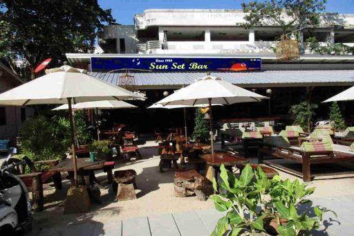 Sunset Bar & Restaurant, Nai Yang, Phuket, Thailand