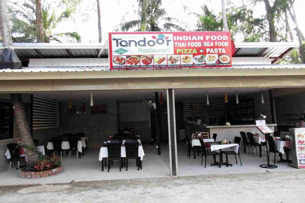 Tandoor, Restaurant, Nai Yang, Phuket, Thailand