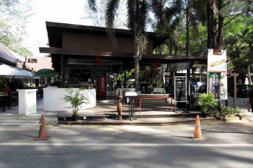 The Sands, Restaurant, Nai Yang, Phuket, Thailand