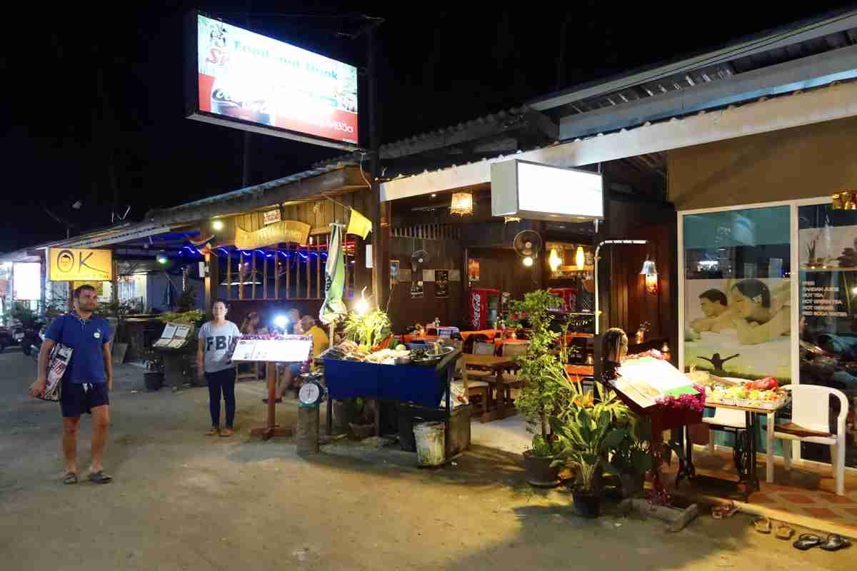Coconut heaven, restaurant, Nai Thon, Phuket, Thailand
