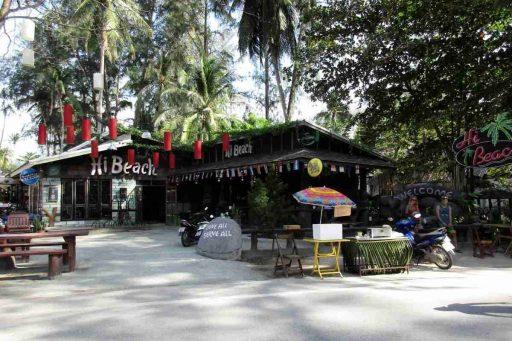 High Beach Restaurant