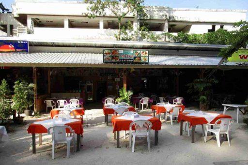 Marina seafood, Restaurant, Nai Yang, Phuket, Thailand