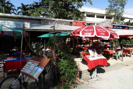 Mr Kobi, Restaurant, Nai Yang, Phuket, Thailand