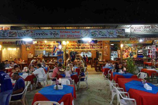 Rotcharin Seafood Restaurant Nai Yang, Phuket,