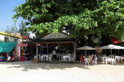 Sea Almond Restaurant, Nai Yang, Phuket, Thailand