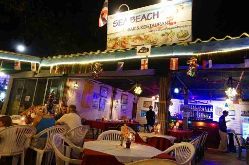 Sea Beach Restaurant