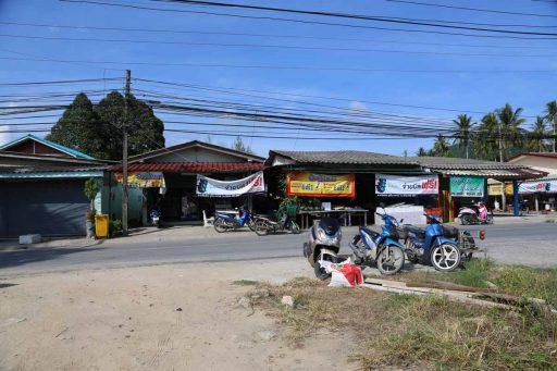 Fresh goods shop, Nai Yang, Phuket, Thailand