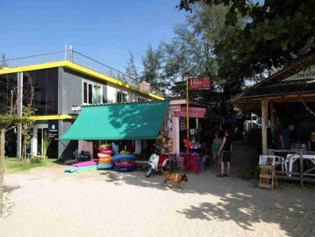 Hula Fashion, shop, Nai Yang, Phuket, Thailand