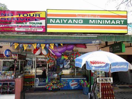 Nai Yang Minimart, Phuket, Thailand