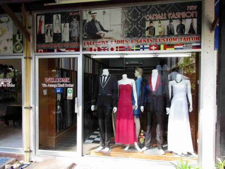 New Canali Fashion, Tailor, Nai Yang, Phuket, Thailand