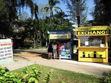 P P Nr 2, travel agency, Nai Yang, Phuket, Thailand