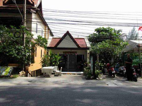 Waree, massage, Nai Thon, Phuket, Thailand