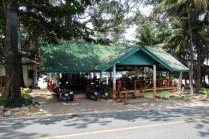 Nai Thon school restaurant