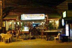 Nai Thon Beach Club
