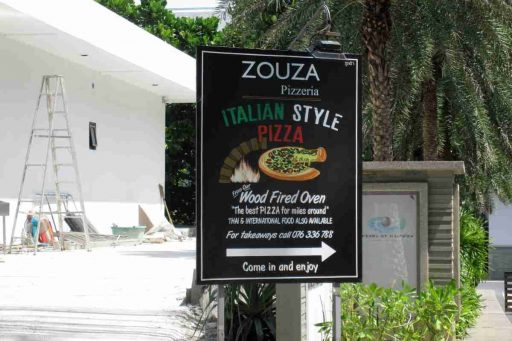 Zouza Pizzeria Phuket