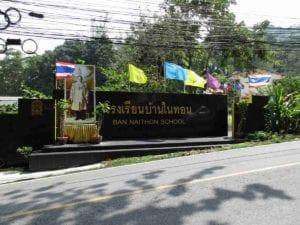Ban Thai school