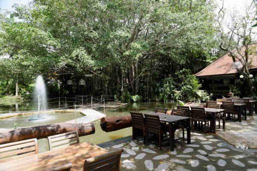 Baan Suan Layan Restaurant, Phuket, Thailand