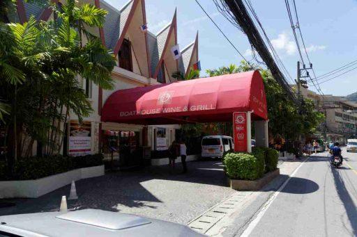 The Boathouse Phuket Hotel & Restaurant Kata Phuket