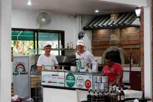 Agli Amici Italian Restaurant & Pizzeria Chalong Phuket