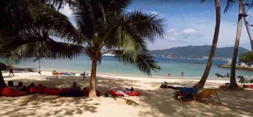 Paradise Beach Patong Phuket