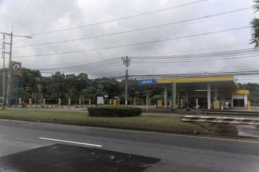 Susco gas station