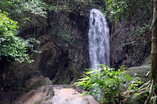 Bang Pae waterfall, Phuket, Thailand