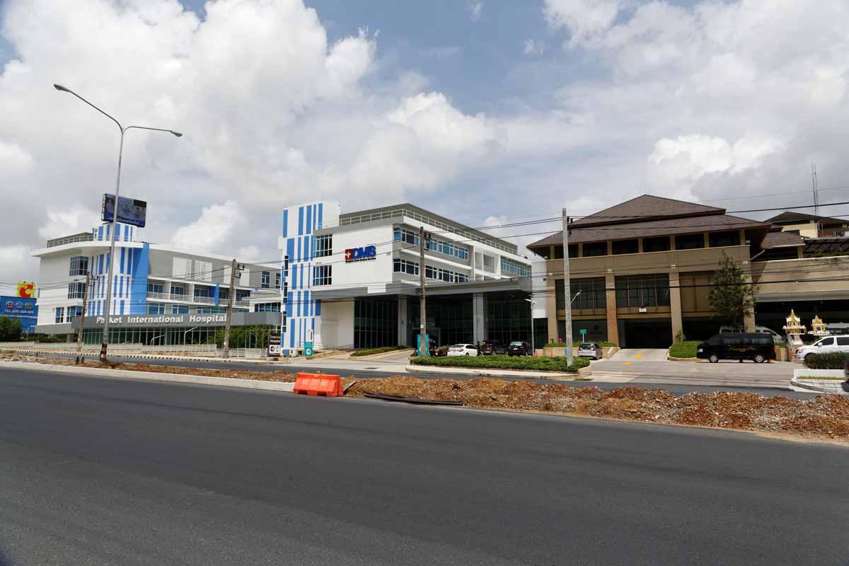 International hospital phuket