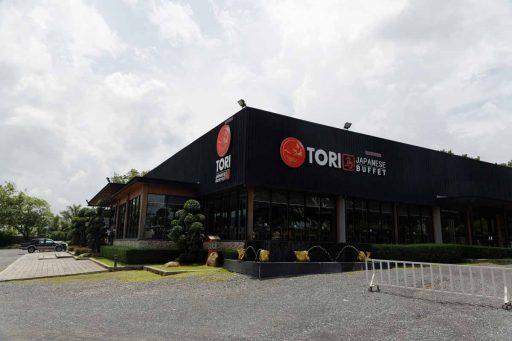 Tori Japanese buffet restaurant Phuket
