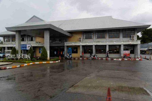 Phuket Bus Terminal | Bus Station 2
