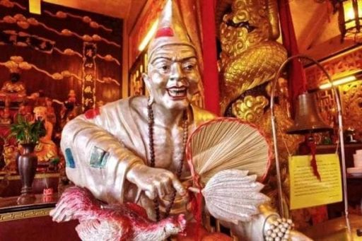 Kiew Tien Keng Shrine
